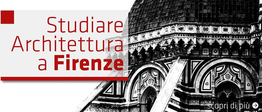 Calendario Tesi Unifi Architettura.Architettura Scuola Di Architettura Unifi